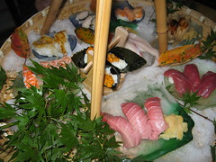 Sushi plate (jasonkrw) Tags: food japan sushi japanese restaurant hiroshima japanesefood ogaki  nearmyhouse etajima
