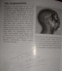 TaQ Program + Autograph