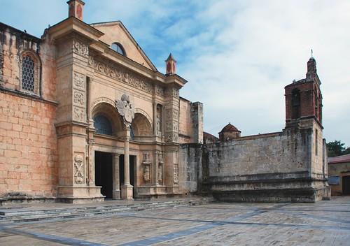 Santo Domingo, Zona Colonial, Catedral Primada de America by dont4give.