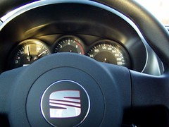 Seat Leon - Tablero