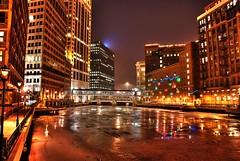 Downtown Milwaukee (Robb884) Tags: colors milwaukee hdr riverwalk downtownmilwaukee milwaukeeriver
