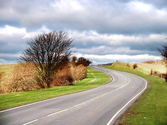 Winding Road (Ditchling Road, Hollingbury)