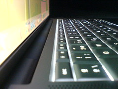 MacBook Pro (- oDiSeO -) Tags: keyboard teclado illuminated retroiluminado