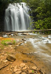Zilly Falls (Mshai) Tags: canon eos waterfall rainforest australia qld queensland tropical 5d cairns kuranda zilly chillago