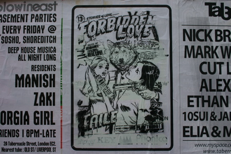 Faile: Shoreditch