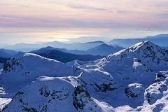 Mt Bego Summit