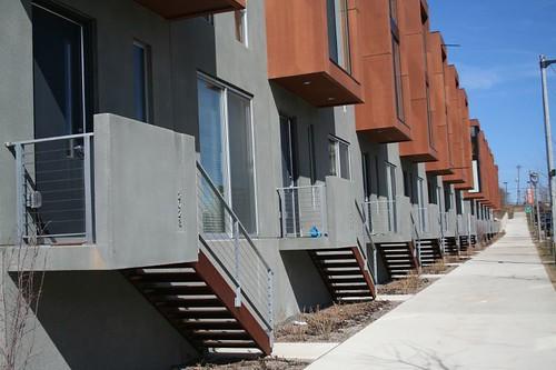 Park Terrace homes