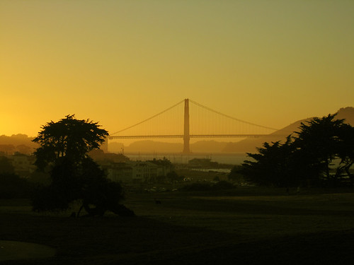 Gold Gate Bridge