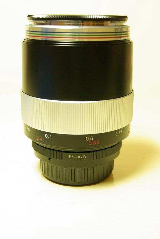 Voigtlander 125mm/F2.5 macro開箱照