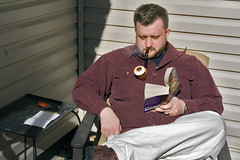 Project pEtE: Day 62 (Lost Vegas) Tags: smoking pete 365 calabash robertjordan pipetobacco 365days tobaccopipe projectpete