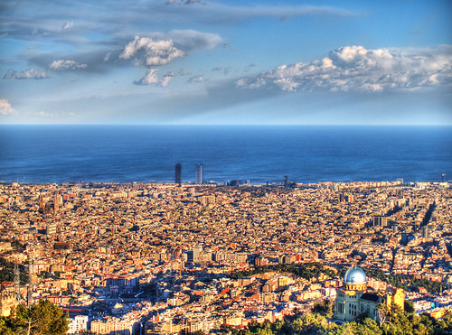 Barcelona is one of the cities