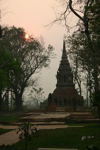 Wat Pa Sak, Chiang Saen...