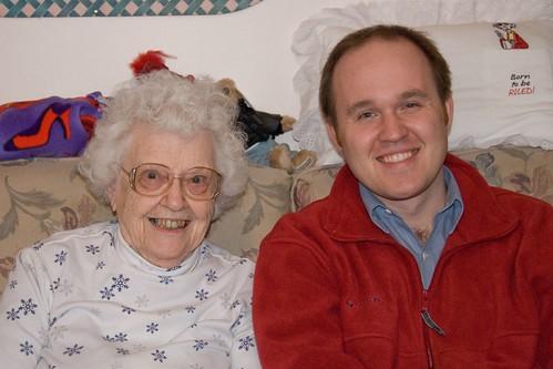 Carl and Granda Maxine