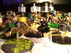Necron Destroyers by Xadhoom, on Flickr