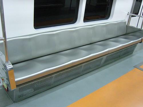 지하철 3호선 8번객차 #6