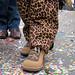 Jambes de panthère