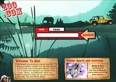 Zoo el buscador para niños
