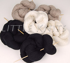Cashmere and Cashmere Silk Yarns Little Knits