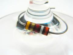 Charming resistor