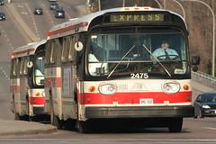IMG_5382 (djp3000) Tags: toronto bus ttc ttc2475 transit gmc gmcbuses