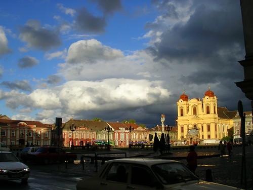 piazza Uniri (dell'unione)