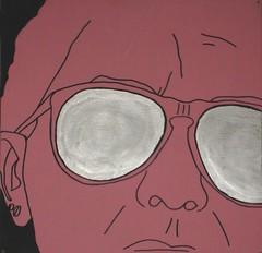 into university- particular- sunglasses (_xergio) Tags: italy sunglasses graffiti italian university italia artistic universit bologna artistica murales italians occhiali bellearti