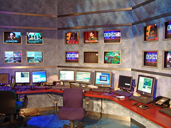 KRON Studio A production room (niallkennedy) Tags: kron tvstation