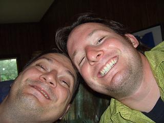 Bob and AJ, Circa 2005