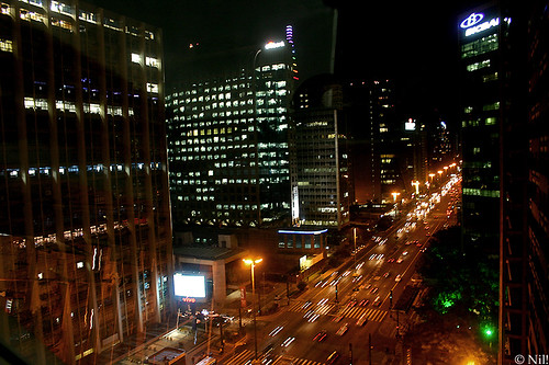 Paulista by night