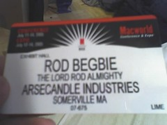 The Lord Rod Almighty
