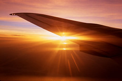 Window seat  sunset (jimall) Tags: sunset brazil sky copyright topv111 1025fav plane yahoo interestingness google bravo flickr top20sunrisesunset explorer flight exploreinterestingness windowseat copyrighted jimallebach jimall jimbach allebach wwwflickrcomphotosjimbachsets