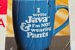 Java.equals(no pants)