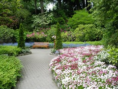 Butchart Gardens, Victoria, B.C. - by **Mary**