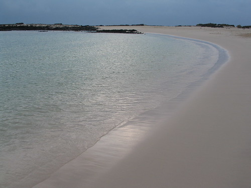 Cotillo in the evening