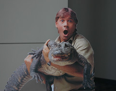 "Steve Irwin, ""Crocodile Hunter"""