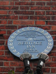 Photo of Blue plaque number 1312