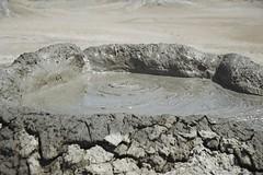 Mud Volcano near Gobustan, Azerbaijan (Bruno Girin) Tags: azerbaijan gobustan mud volcano