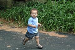 running (Still Heidi) Tags: anna jackals swing mower