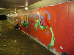 action 5 (zuse_tdd) Tags: zeus slimy tdd graffiti