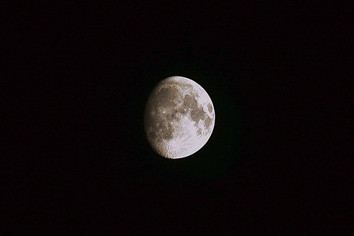The moon II