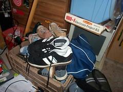 Shoe Box (alexboyce) Tags: bedroom room alex mess messy