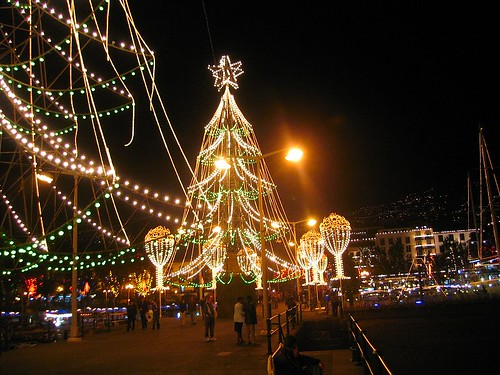 Christmas at Funchal