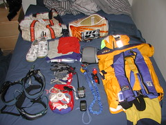 Whats in my (sailing) bag?