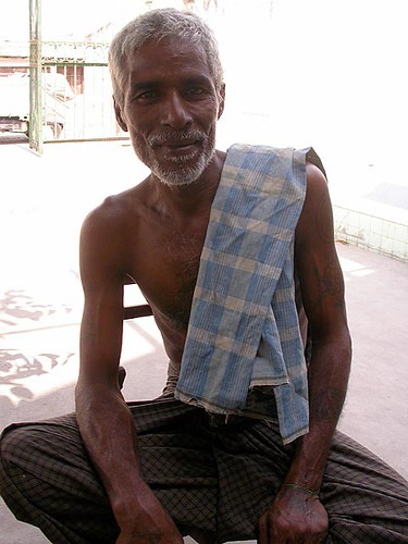 burmese muslim by iamtonyang.