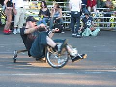 the wheelie cycle