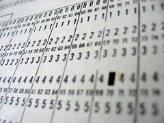 Computer Punch Card by Chris Campbell, on Flickr