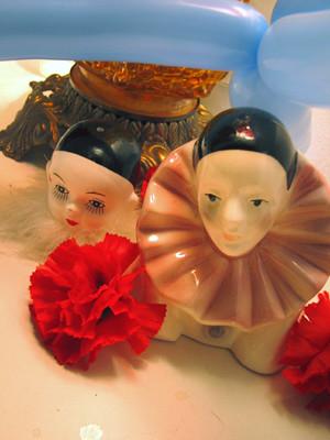 Porcelain Dolls at Romance Was Born