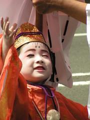 Gion festival 2004 3 (pan-o) Tags: festival japan kyoto child gion matsuri gionmatsuri