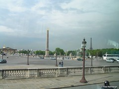 Paris / Place de la Concorde (Evahan) Tags: france paris placedelaconcorde loblisque