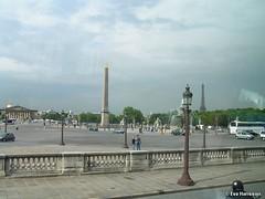 Paris / Place de la Concorde (Evahan) Tags: france paris placedelaconcorde lobélisque